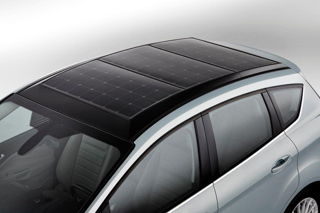 Ford C-MAX Solar Energi solar panel