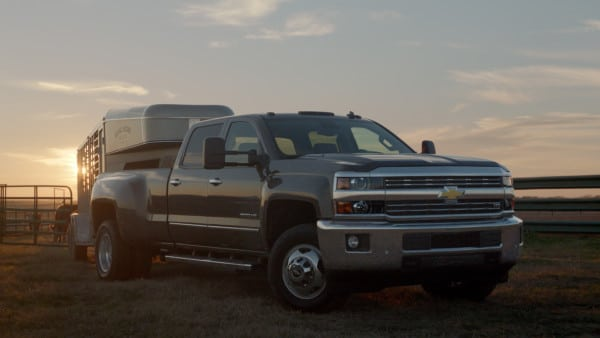 2015 Chevrolet Silverado HD Super Bowl Ad