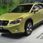 Subaru XV Crosstek Hybrid