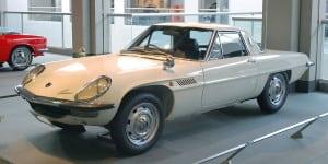 The stunning Mazda Cosmo
