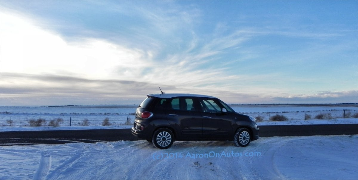 2014 Fiat 500L brings Italian style to people moving