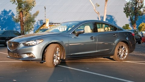 2014 Mazda6 Video Review, Skyactiv Brings Efficiency and Sedan Sexiness