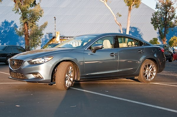 2014 Mazda6 Video Review, Skyactiv Brings Efficiency and Sedan Sexiness