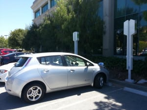 Greenlots  Workplace charging at Autodesk, San Rafael, CA