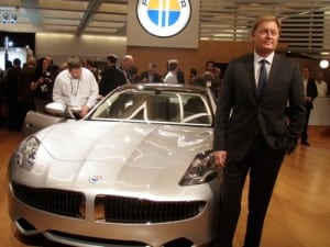 Henrik Fisker and his Karma