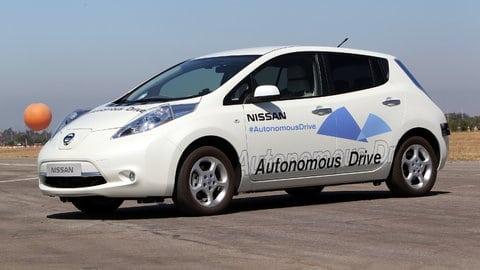 Nissan Autonomous