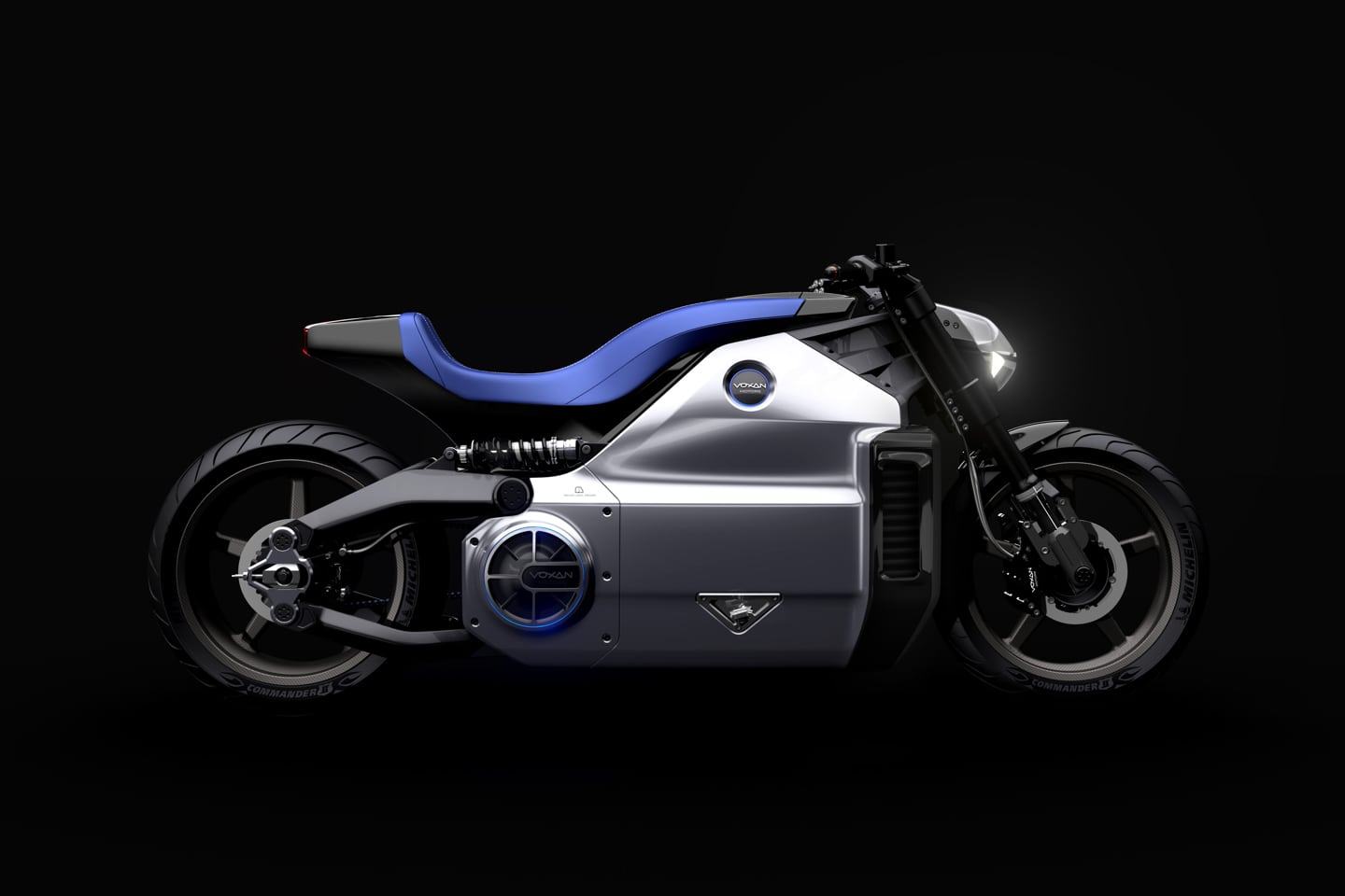 Voxan, electric motorcycle