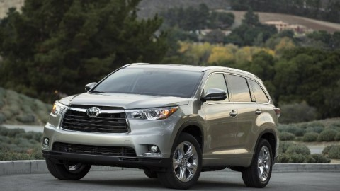 2014 Toyota Highlander exports begin to Australia & Eastern Europe