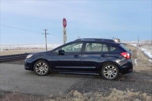 2014 Subaru Impreza Sport – go anywhere, with anyone, efficiently
