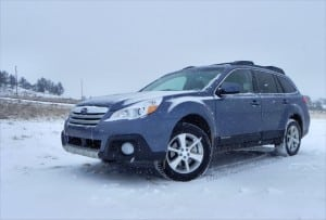 2014 Subaru Outback – the bigger, more luxurious Subaru