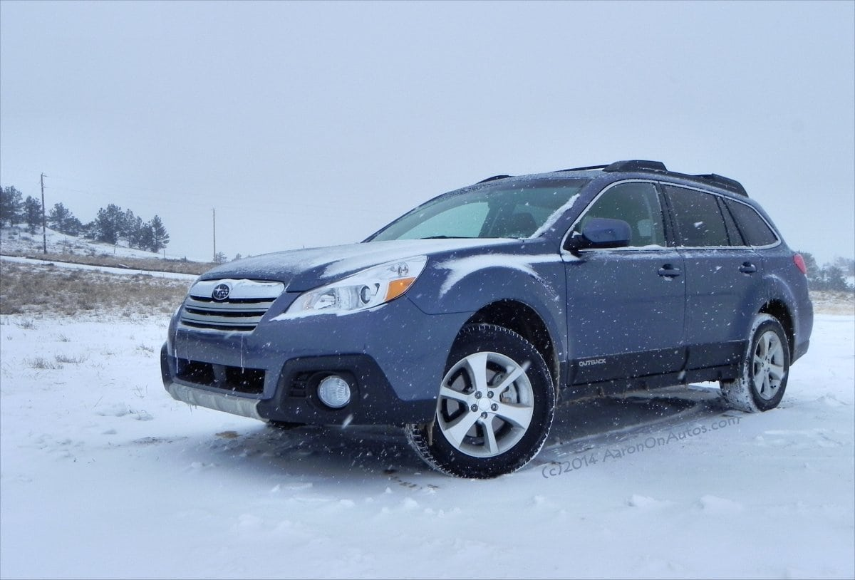 2014 Subaru Outback Is The Bigger More Luxurious Subaru