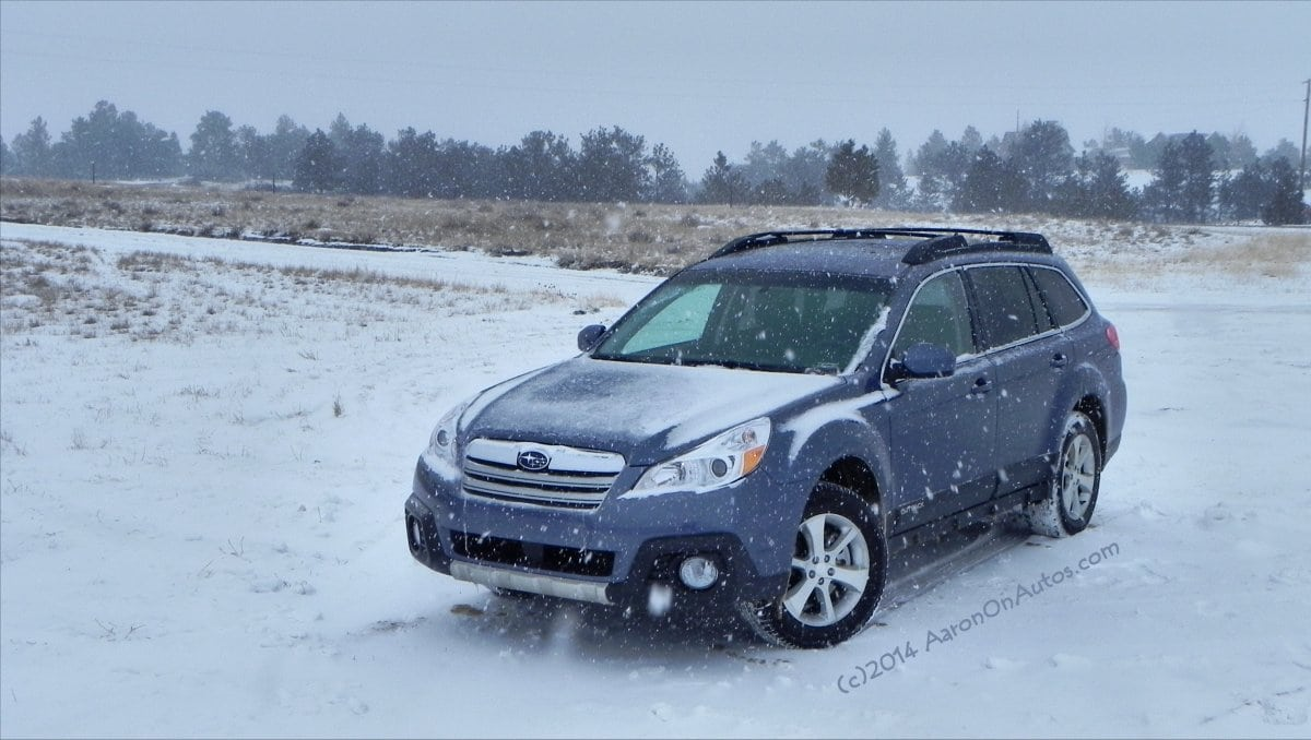 2014 subaru outback is the bigger, more luxurious subaru (review)