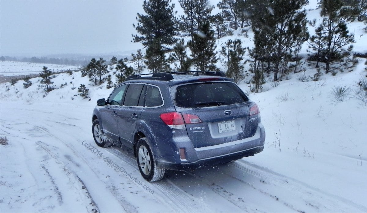 2014 Subaru Outback Is The Bigger More Luxurious Subaru