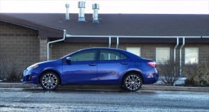 2014 Toyota Corolla S Premium – a lot has changed for the better