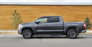 2014 Toyota Tundra Limited – big, capable, still lacking