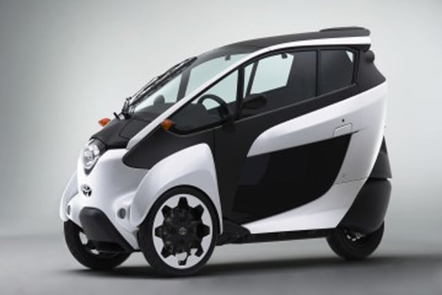 ​Toyota i-Road Radical EV Concept Begins Consumer Testing - What You Need to Know