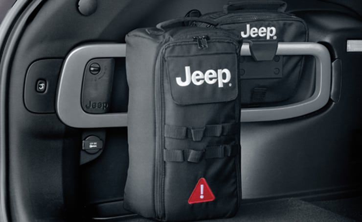 Chrysler's Mopar Accessory Push - 2015 Jeep Renegade Already Available