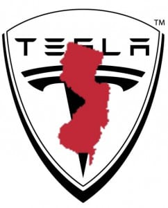 Tesla Motors and New Jersey