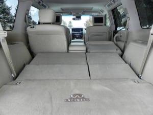 2014 Infiniti QX80 - interior8 - AOA1200px