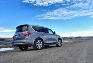 2014 Infiniti QX80 AWD – luxury has no size limit