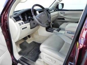 2014 Lexus LX570 - interior4 - AOA1200px