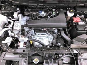 2014 Nissan Rogue - engine - AOA1200px