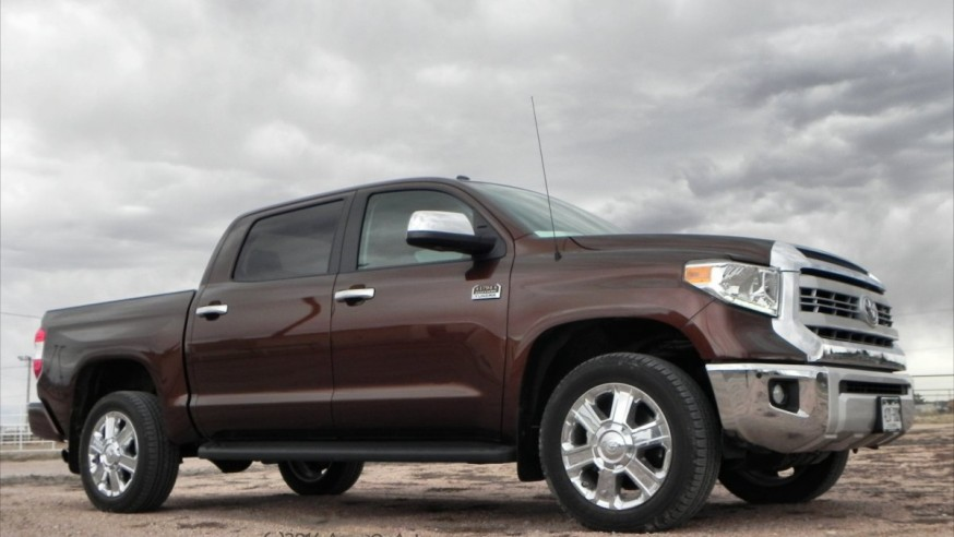 2014 Toyota Tundra 1794 – a beautiful Cowboy Cadillac