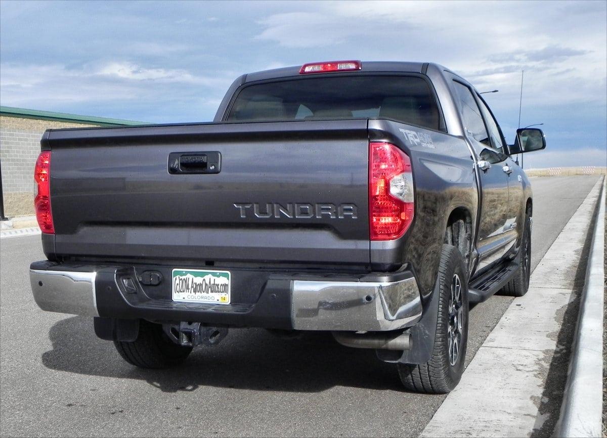 2013 vs 2014 Toyota Tundra
