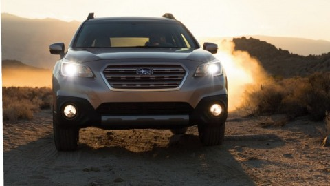 2015 Subaru Outback introduced at New York Auto Show