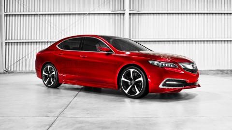 Acura Celebrates 28 years as America's Top Luxury Automotive Brand, Alphabetically