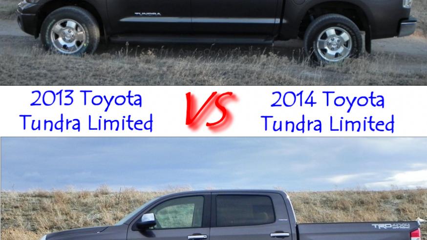Home » 2013 vs 2014 Toyota Tundra