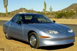 GM's EV1