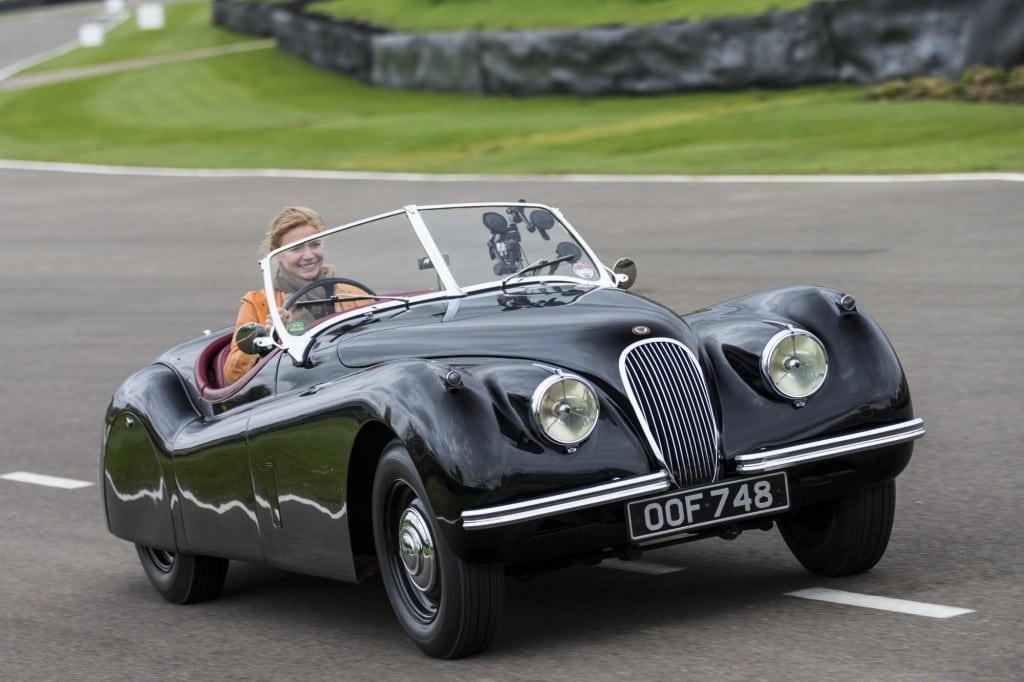 Jaguar_Mille_Miglia_2014_Jodie_Kidd_in_XK120