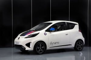 MG Dynamo EV Concept