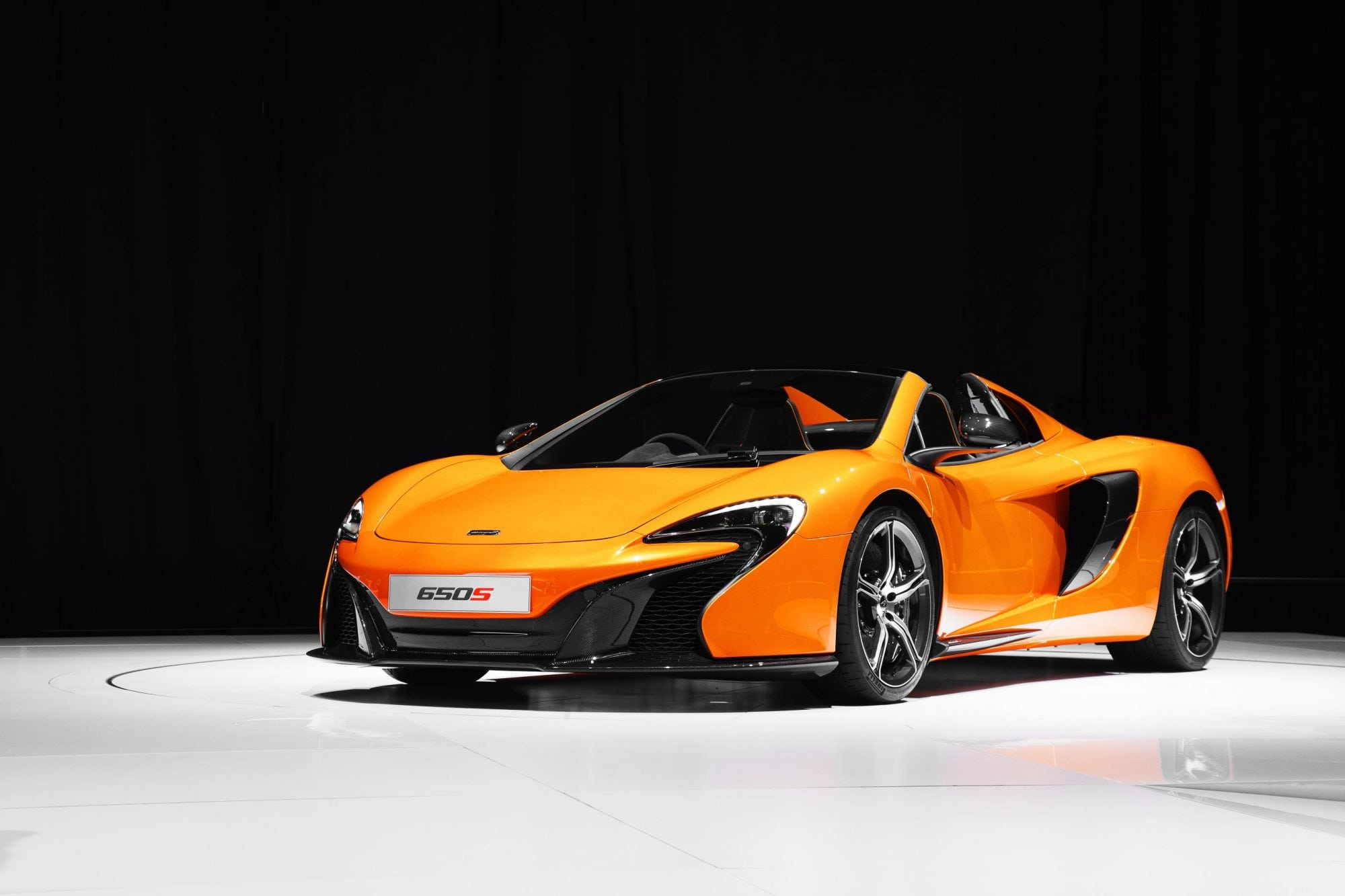mclaren announces north american pricing for 650s coupe and 650s spider carnewscafe. Black Bedroom Furniture Sets. Home Design Ideas