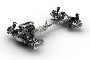 Mazda Miata MX-5 Skyactiv