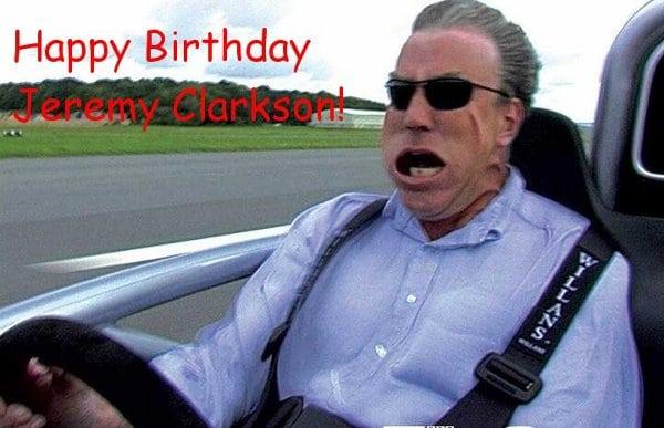 happy birthday jeremy clarkson