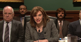mary barra snl