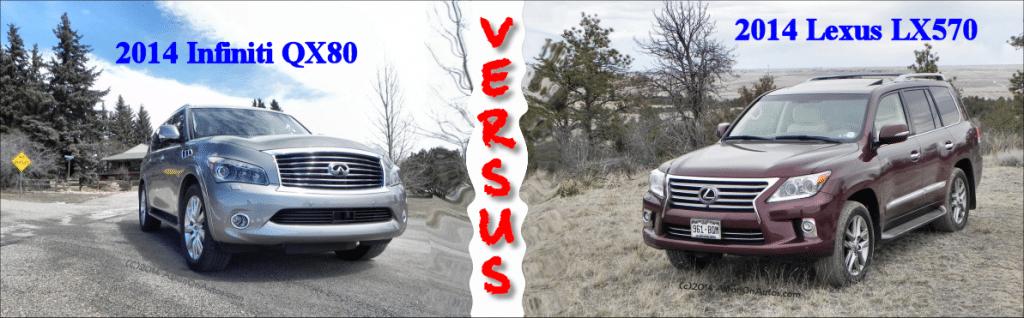 qx80 vs lx570