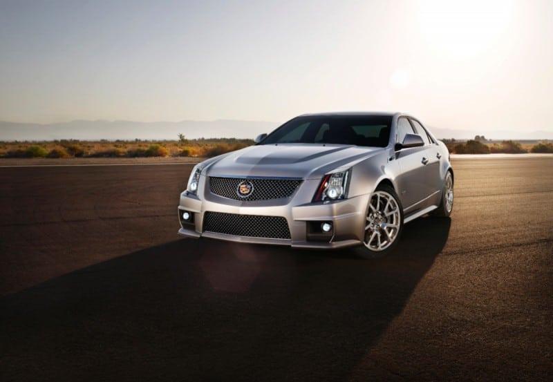 2014-Cadillac-CTSV-Sedan