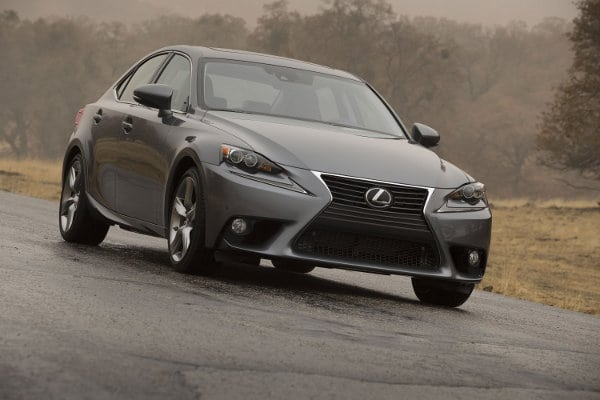 2014 Lexus is250