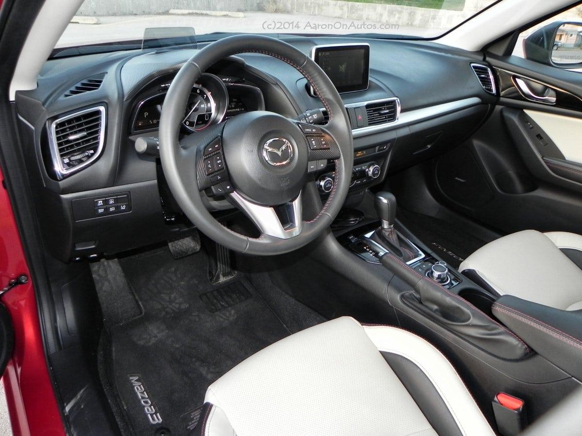 2014 Mazda3   Interior   AOA1200px. Download Original