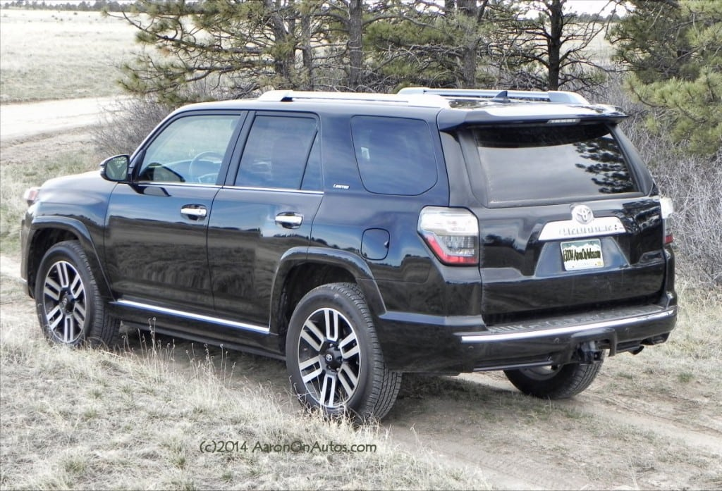 2014 Toyota 4Runner Limited - 3 - AOA1200px