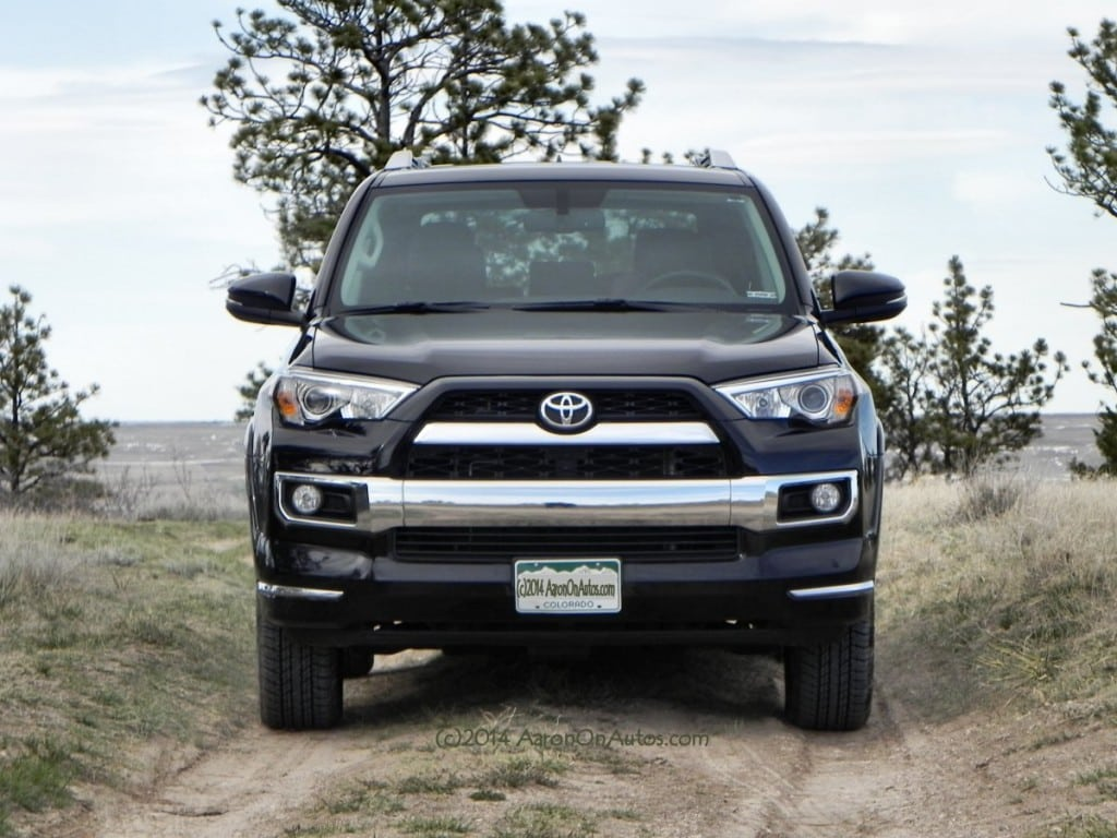 2014 Toyota 4Runner Limited - 6 - AOA1200px