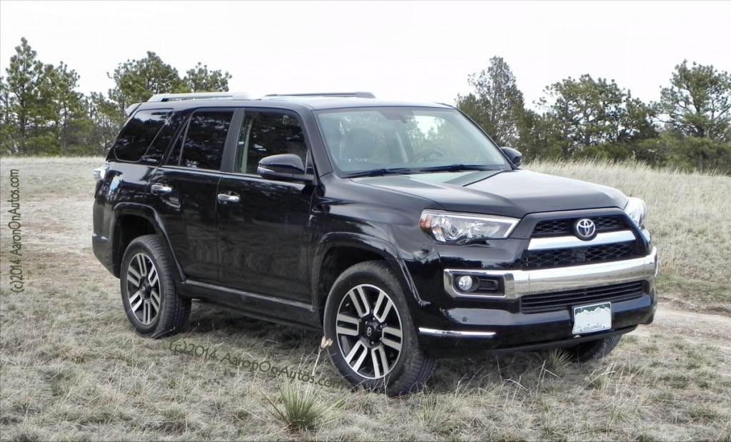 2014 Toyota 4Runner Limited - 9 - AOA1200px