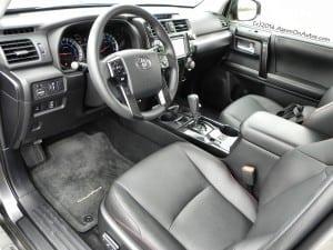 2014 Toyota 4Runner Trail - interior - AOA1200px