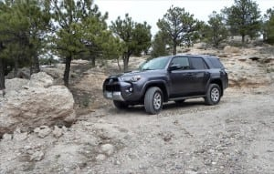 The 2014 Toyota 4Runner Trail – what the 4Runner should be