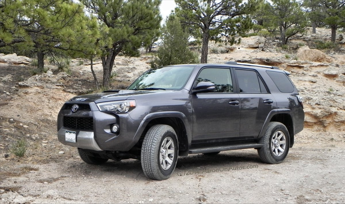Toyota Suv Names >> The 2014 Toyota 4Runner Trail - what the 4Runner should be - CarNewsCafe