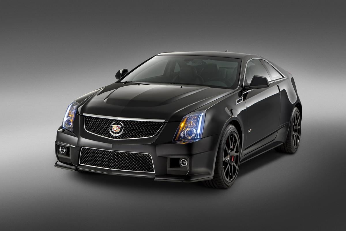 cadillac introduces 2015 cts v coupe as last chapter in v. Black Bedroom Furniture Sets. Home Design Ideas