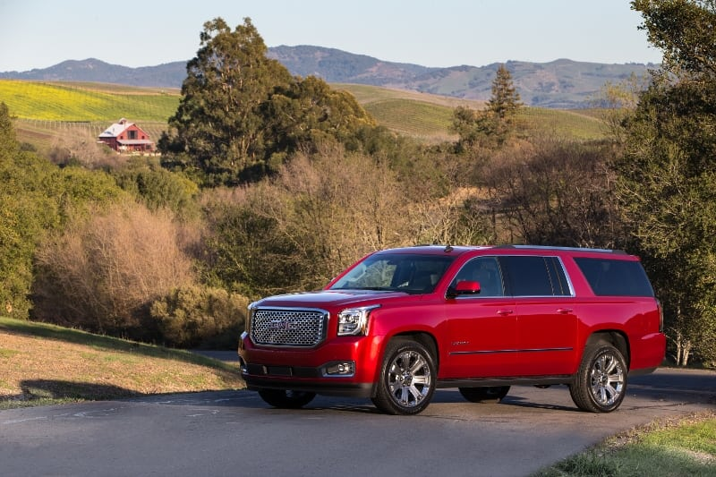 2015 GMC Yukon XL – Nice driving companion, refined with sweet looks, a better engine, & seamless tech